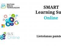 SMART Learning Suite Online lietošanas pamācība video
